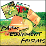 Farm Equipment Friday:  Bale spear