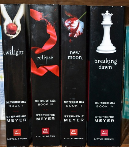 book analysis twilight saga