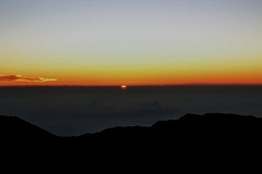 sunrise at haleakala 6