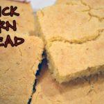 Quick corn bread