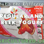What's the difference between regular and Greek yogurt?