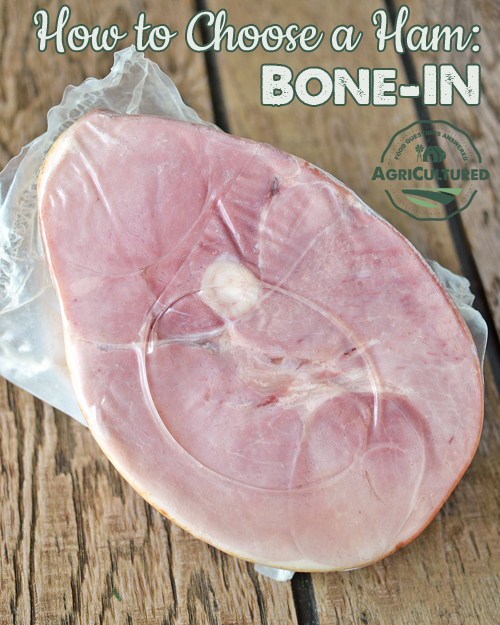 how to cook a spiral bone in ham
