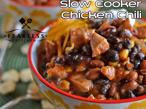 Slow Cooker Chicken Chili My Fearless Kitchen,Origami For Beginners Step By Step