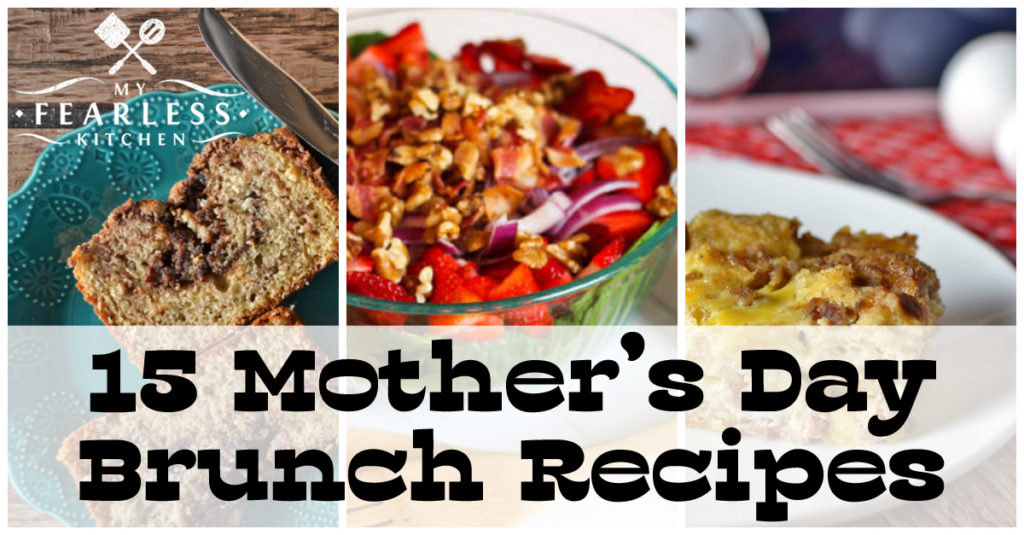 Fearless In The Kitchen Recipes